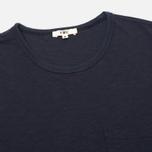 Мужская футболка YMC Pocket Navy фото- 1