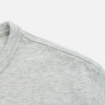 Мужская футболка YMC Shadow Logo Grey фото- 3