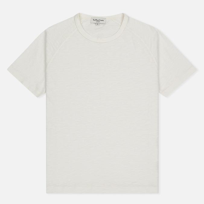Мужская футболка YMC Television White