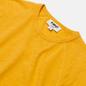 Мужская футболка YMC TV Raglan Yellow фото - 1