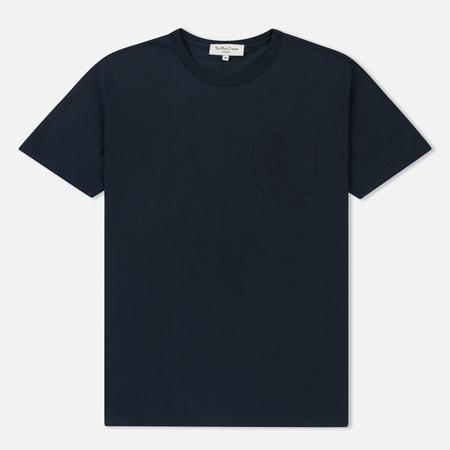 Мужская футболка YMC Wild Ones Chest Pocket Navy