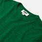 Мужская футболка YMC Wild Ones Pocket Garment Dyed Green фото - 1
