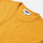 Мужская футболка YMC Wild Ones Pocket Garment Dyed Yellow фото - 1