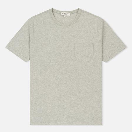Мужская футболка YMC Wild Ones Chest Pocket Grey