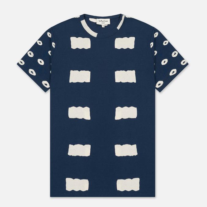 Мужская футболка YMC Wild Ones Pocket Indigo