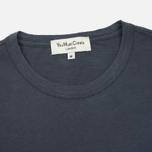 Мужская футболка YMC Wild Ones Pocket Navy фото- 1