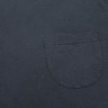 Мужская футболка YMC Wild Ones Pocket Navy фото- 2