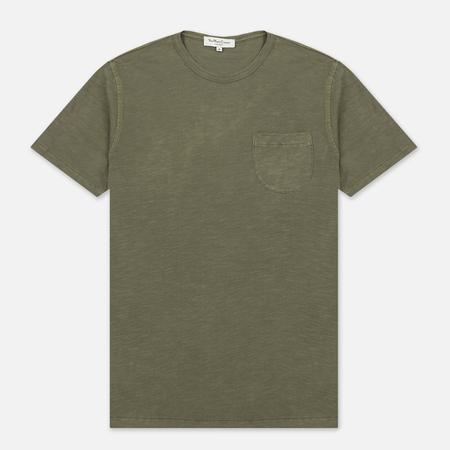 Мужская футболка YMC Wild Ones Pocket Olive