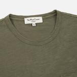 Мужская футболка YMC Wild Ones Pocket Olive фото- 1