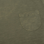 Мужская футболка YMC Wild Ones Pocket Olive фото- 2
