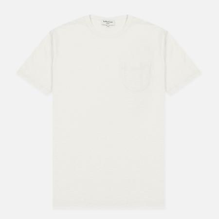 Мужская футболка YMC Wild Ones Pocket White