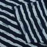 Мужская футболка YMC Wild Ones Stripe Indigo фото- 2