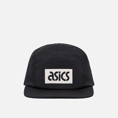 Мужская кепка ASICS 5 Panel Black