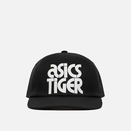 Мужская кепка ASICS Logo Cap Black/White