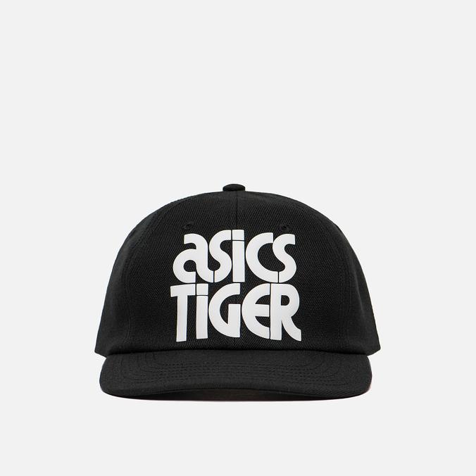 М�ж�кая кепка asics logo cap blackwhite a170029001