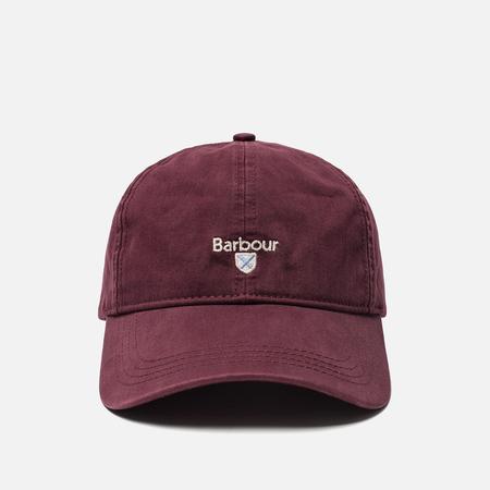 Мужская кепка Barbour Cascade Sports Merlot