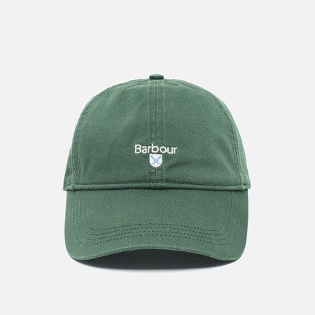 Мужская кепка Barbour Cascade Sports Racing Green