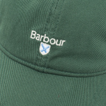 Мужская кепка Barbour Cascade Sports Racing Green фото- 3