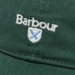 Мужская кепка Barbour Cascade Sports Racing Green фото- 3