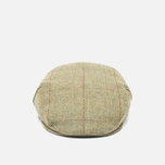 Barbour Crieff Men's Cap Khaki/Herringbone photo- 0