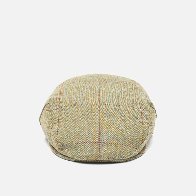 Barbour Crieff Men's Cap Khaki/Herringbone