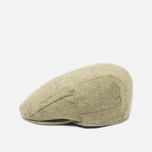 Barbour Crieff Men's Cap Khaki/Herringbone photo- 1