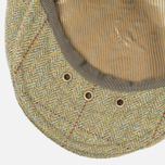 Barbour Crieff Men's Cap Khaki/Herringbone photo- 3