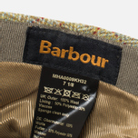 Barbour Crieff Men's Cap Khaki/Herringbone photo- 4