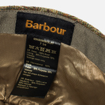 Мужская кепка Barbour Crieff Olive фото- 4