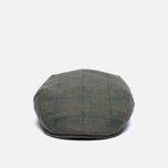 Мужская кепка Barbour Crieff Olive Plaid фото- 0