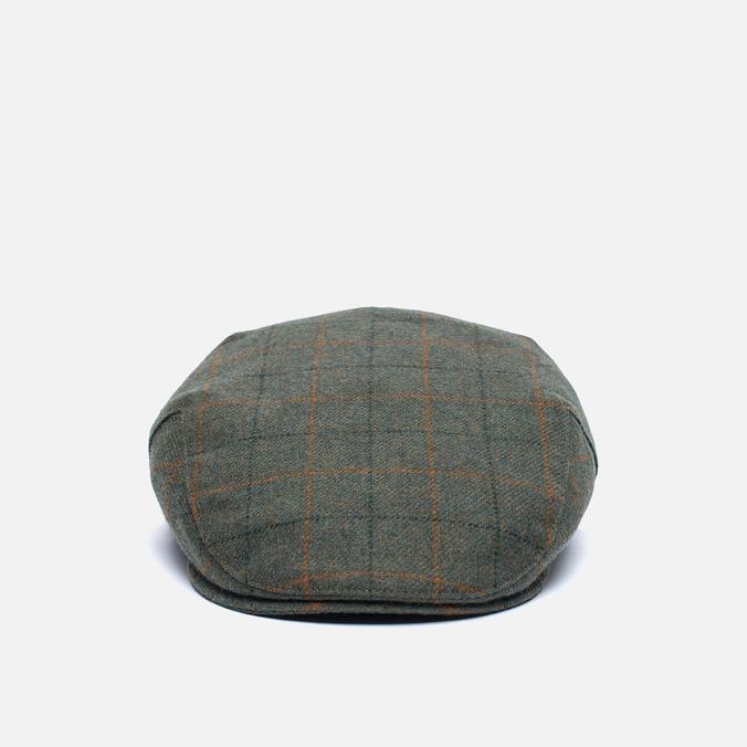 Мужская кепка Barbour Crieff Olive Plaid