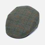 Мужская кепка Barbour Crieff Olive Plaid фото- 2