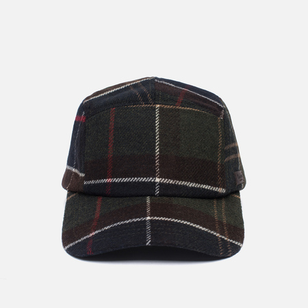 Мужская кепка Barbour Croft Tartan