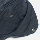 Мужская кепка Barbour Lifestyle Carpenters Navy фото- 4