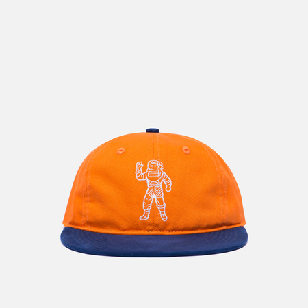 Мужская кепка Billionaire Boys Club 6 Panel Unstructed Orange
