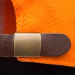 Мужская кепка Billionaire Boys Club 6 Panel Unstructed Orange фото- 3