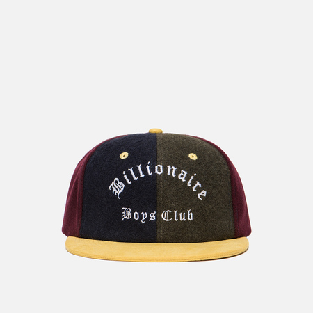 Мужская кепка Billionaire Boys Club Alpha Omega Strapback Wool Multi
