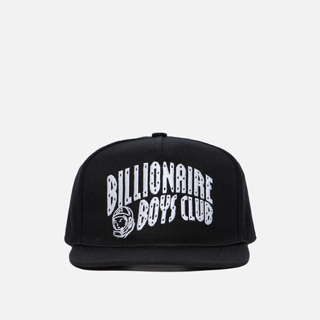 Мужская кепка Billionaire Boys Club Arch Logo Snapback Black