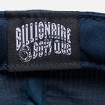 Мужская кепка Billionaire Boys Club Nylon Curved Visor Navy фото- 4