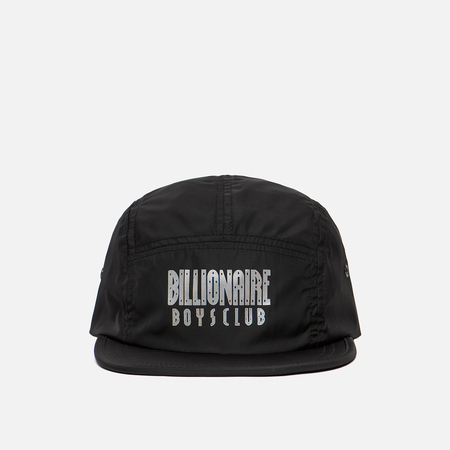 Мужская кепка Billionaire Boys Club Reflective Logo 5 Panel Black