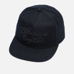Мужская кепка Billionaire Boys Club Script Logo Black фото- 2