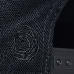 Мужская кепка Billionaire Boys Club Script Logo Black фото- 4
