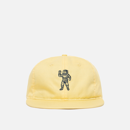 Мужская кепка Billionaire Boys Club Standing Astronaut 6 Panel Lemon