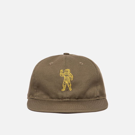 Мужская кепка Billionaire Boys Club Standing Astronaut 6 Panel Olive