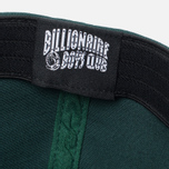 Мужская кепка Billionaire Boys Club Varsity B Flexi Fit Forest Green фото- 3
