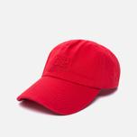 Мужская кепка C.P. Company Baseball Logo Mars Red фото- 1
