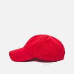 Мужская кепка C.P. Company Baseball Logo Mars Red фото- 2