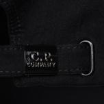 Мужская кепка C.P. Company C.P. Soft Shell Logo Caviar Black фото- 3