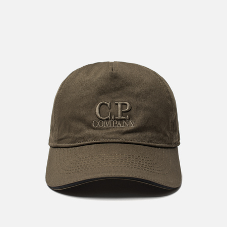 Мужская кепка C.P. Company Embroidered Logo Cloudburst