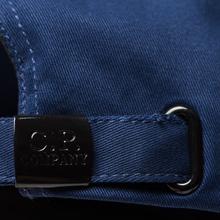 Кепка C.P. Company Embroidered Logo Estate Blue фото- 3